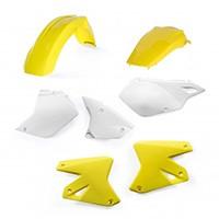 Acerbis Kit Plastiche 0007586 Originale Per Kawasaki Klx 400 03/04 E Suzuki Drz 400/400e 00/12
