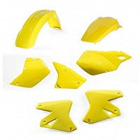 Acerbis Full Kit Plastic Original 0007586 For Kawasaki Klx 400 03/04 And Suzuki Drz 400/400e 00/12