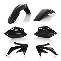 Acerbis Kit Plastiche 0008128 Nero Per Honda Crf 450 R 05/06