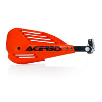 Acerbis Ram Vx Orange Handguards 2018