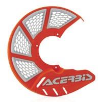 Acerbis Protezione Disco Freno Anteriore X-brake 2.0 Arancio Ktm 2016