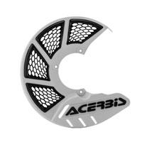 Acerbis Protezione Disco Freno Anteriore X-brake 2.0 Bianco/nero