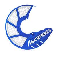 Acerbis Protezione Disco Freno Anteriore X-brake 2.0 Bianco/arancio