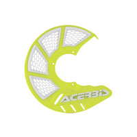 Acerbis Protezione Disco Freno Anteriore X-brake 2.0 Giallo/bianco