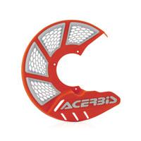 Acerbis Protezione Disco Freno Anteriore X-brake 2.0 Rosso/bianco