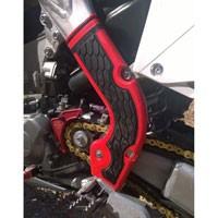 Acerbis Protezione Telaio X - Grip Honda Crf 250 14/16 Crf 450 13/16 Colore Grigio
