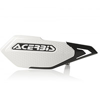 Acerbis X-elite Handguards White Black