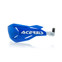 Acerbis X-factory Blue White Handsguards 2018