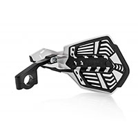 Acerbis X Future Handguards White Black