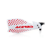 Acerbis X-ultimate White Red Handguards