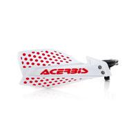 Acerbis X-Ultimateホワイトレッドハンドガード