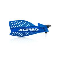 Acerbis X-Ultimate BLUEホワイトハンドガード