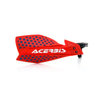 Acerbis X-ultimate Red Blue White Handguards