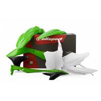 Polisport Kit Plastiche Kawasaki Kxf 450 2016 Oem Colore Replica