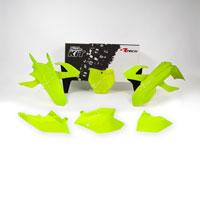 Racetech Kit Plastiche Ktm Replica 2017 Giallo Fluo