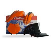 Polisport Kit Plastiche Ktm Sx Sxf 07/10 Oem Colore Replica