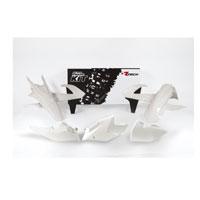 Racetech Kit Plastiche Ktm Replica 2017 Bianco