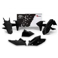 Racetech Kit Plastiche Ktm Replica 2017 Nero
