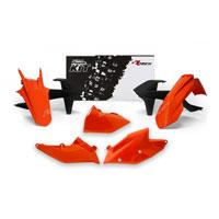 Racetech Kit Plastiche Ktm Replica 2017 Oem