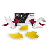 Racetech Kit Plastiche Ktm Replica 2017 Rosso Giallo