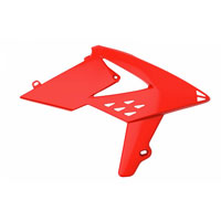 POLISPORT SUPERIOR RADIATOR SCOOPS BETA RR 14/16 RED