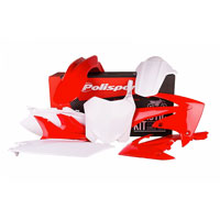Polisport Kit Plastiche Honda Crf 250 - 450 11/13 Colore Oem Replica