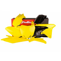 Polisport Kit Plastics Replica Suzuki Rmz 450 08/16 Color Oem 16