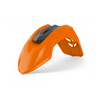 POLISPORT FRONT FENDER SM LINE ORANGE