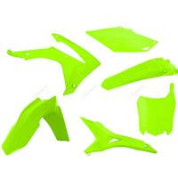 Racetech Kit Plastiche Honda Crf 450 13/16 Crf 250 14/17 Giallo Neon