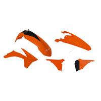 Racetech Kit Exc 12/13 Plastiche Ktm 5 Pz Arancio