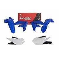 Racetech Kit De Plastiques Replica 5pz Yamaha Wrf Bleu