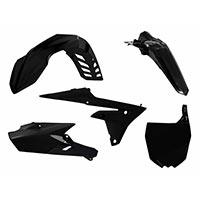 Racetech Replica Kit Plastiques Yamaha Wrf / Yz Noir