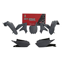 Kit 5pcs Plastics Racetech Replica Yamaha Grey