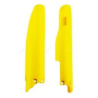 Racetech Fork Protectors Suzuki Rm-rmz 07/16 Yellow