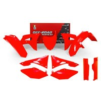 Racetech Plastic Kits Honda Replica 2018 Red