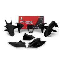 Racetech Plastic Kits Replica Ktm 2018 Black