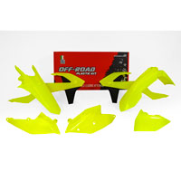 Racetech Plastic Kits Replica Ktm 2018 Fluo Yellow