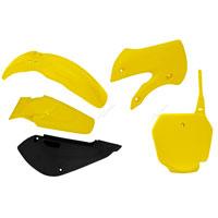 Racetech Plastic Kits Suzuki Replica 2018 Yellow