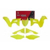 Racetech Replica 6 Pz Plastics Kit Crf 250 Yellow