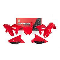 Kit Plastiche Racetech Replica 6pz Crf 2021 Rosso