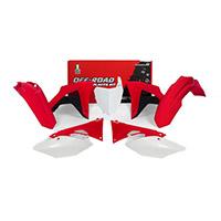 Racetech Replica 6 Pz Plastics Kit Crf 250 19 Oem