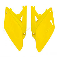 Racetech Side Panel Suzuki Rmz 250 10/16 Yellow