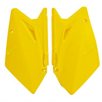 Racetech Side Panel Suzuki Rmz 450 05/07 Yellow
