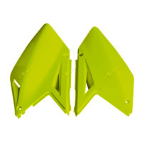 Racetech Side Panel Suzuki Rmz 450 08/16 Yellow Fluo