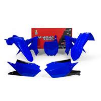 Racetech Kit Plastiche Replica Yamaha 2018 5pz Blu