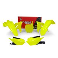 Racetech Kit Plastiche Replica Yamaha 2018 Giallo Fluo