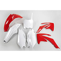 Ufo Plastics Kit Honda Crf 450 09-10 Replica