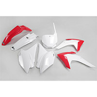 Ufo Plastics Kit Honda Crf 230 15-16 Replica