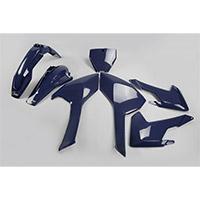 Kit Plastiche Ufo Husqvarna Tc Fc 16-18 Blu