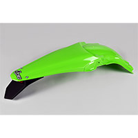 Ufo Enduro Rear Fender Kawasaki Kxf Green